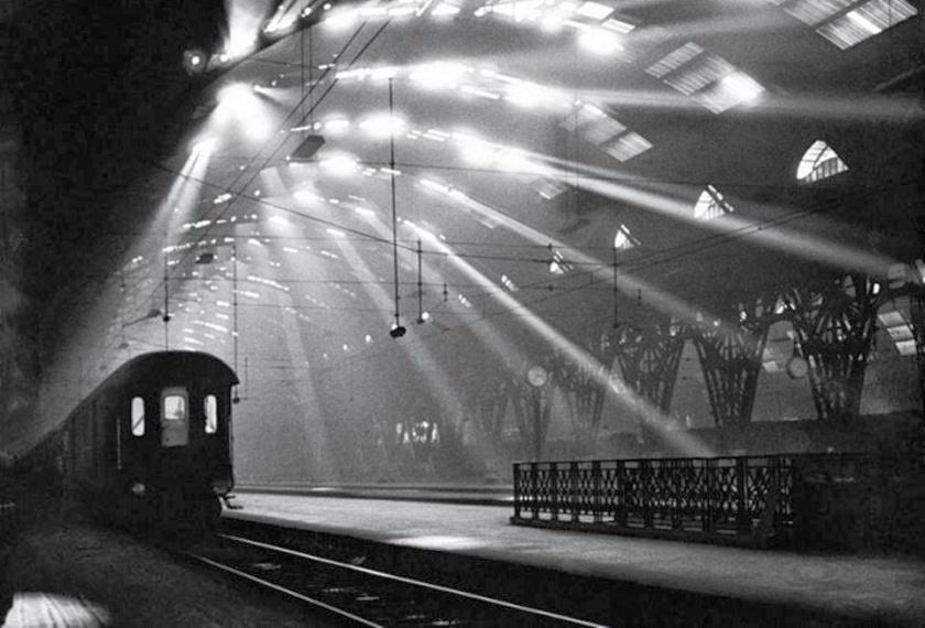 stazione centrale-pepi-merisio-milan-1955